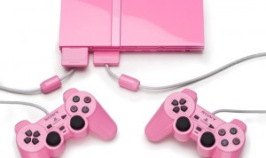 The PS/2 is the top selling video game console...oh, and it also comes in pink