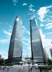 The Shanghai ifc